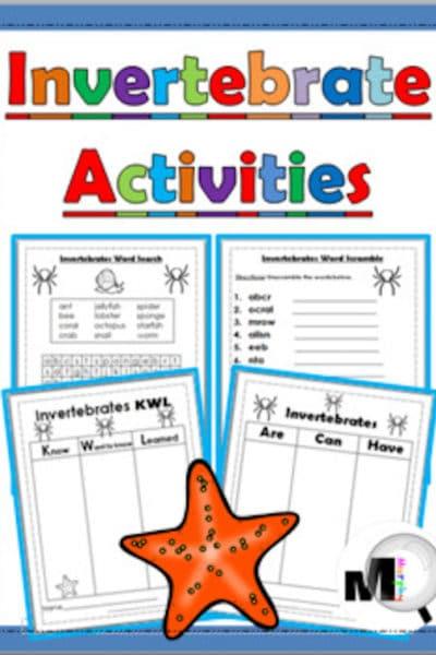 Free Animal Science & Literacy Activities