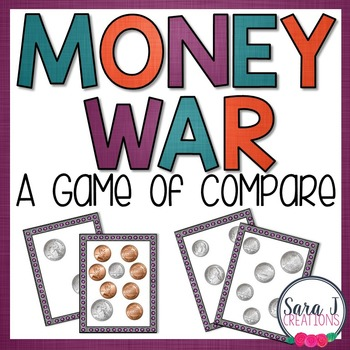 Money War Cards
