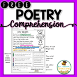 Free Poetry Reading Fluency & Comprehension