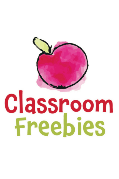 Classroom Freebies Welcome