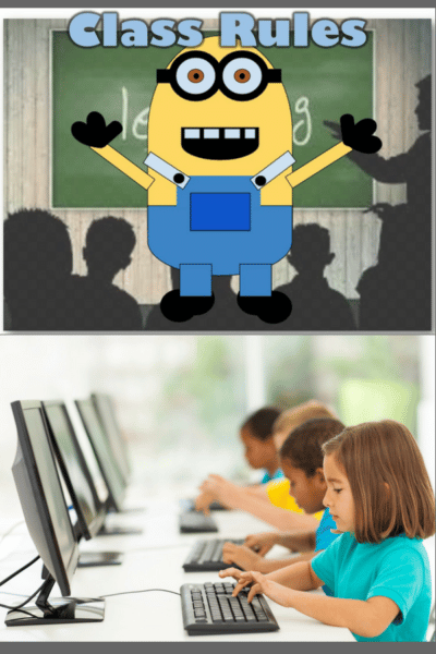 Minions Class Rules Video – Almost 5 Million Views!