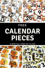 Free Printable Calendar Pieces To Start Your Year Out Right