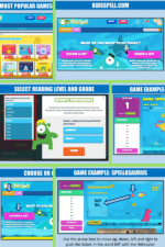 KidsSpell.com Spelling Lists and Games Guide
