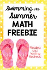 Summer Mixed Math Practice