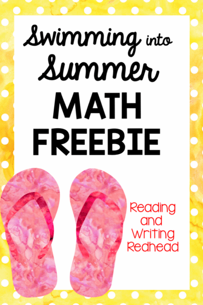Summer Mixed Math Practice