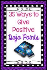 Positive Reinforcement with Class Dojo