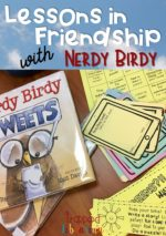 Become a Better Friend with Nerdy Birdy!