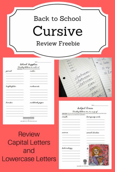 back to school cursive handwriting practice #cursive #handwriting