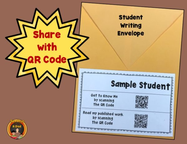 Google Slides and QR Codes
