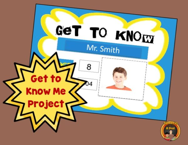 Get to Know Me Technology Project