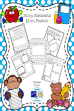 Free Story Elements Mini-Packet