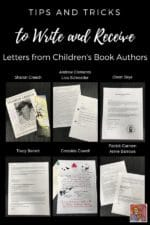 How to Write Successful Author Letters
