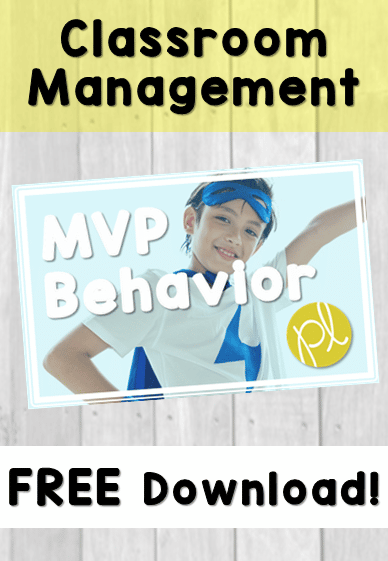 Positive Behavior Strategy - download free today!