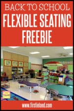 Flexible Seating In The Elementary Classroom