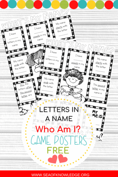 Name Activity for Students