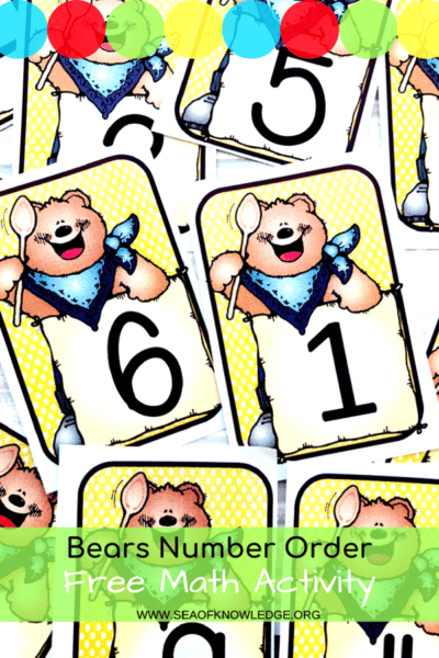 Number Cards Free Printable