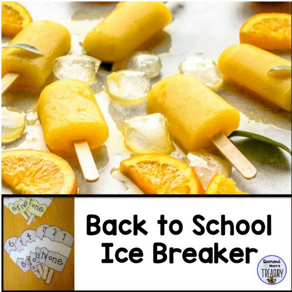 Back to school ice breaker #classroomfreebies #backtoschool #icebreaker #classroommanagement