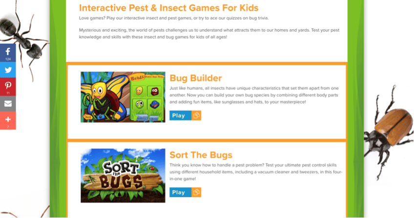 Amazing Insect Activities - Classroom Freebies