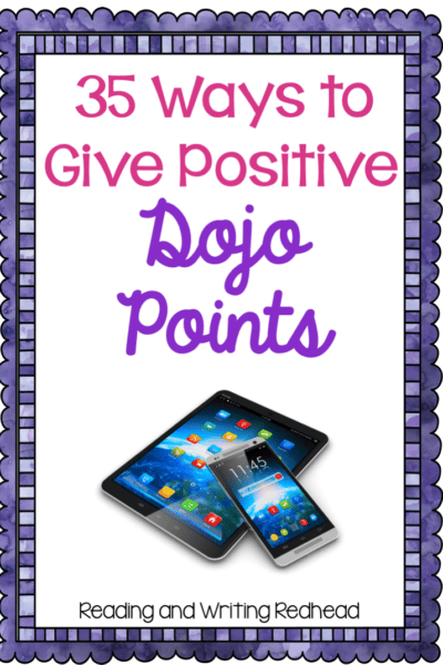 Positive classroom management with class dojo