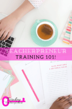 Teacherpreneur Training 101