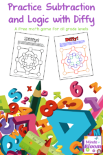Practice Subtraction and Logic with Diffy