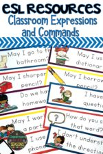 ESL Expressions for the Classroom