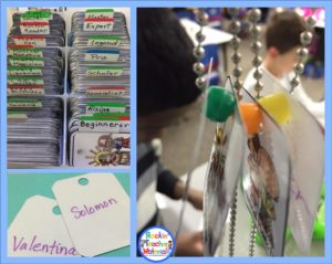 Organizing your swag tags will help you use this management tool effectively.