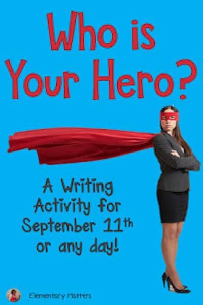 Heroes! #classroomfreebies #september11th