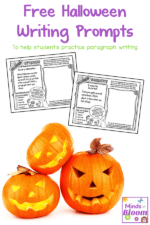 Free Halloween Writing Prompts