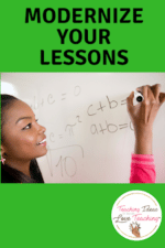 Modernize Your Lessons