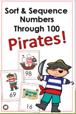 Number Sorts with the Pirates!