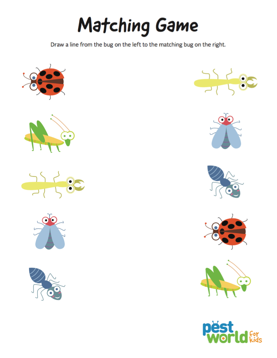 Need some fun bug information and learning activities?  Check out this ad-free site filled with guides, crafts, interactive games, and more!  #bugs #insects