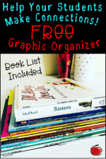 Free Reading Connections Graphic Organizer