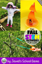 FUN FALL STEM ACTIVITIES FOR KIDS (Plus FREE STEM Posters)