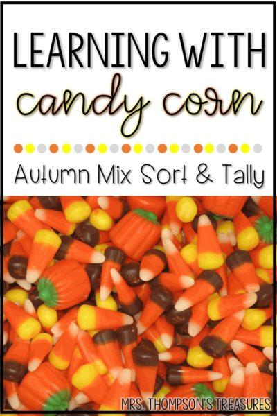 Candy Corn Math Fun