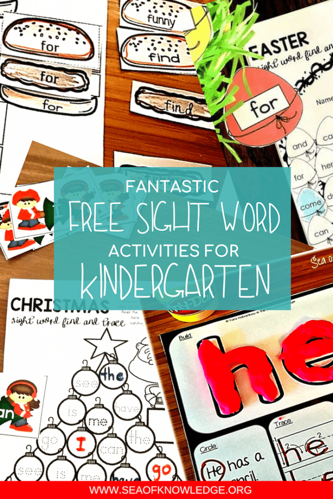 ELL Sight Words