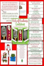 Acts of Kindness Countdown