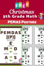 Order of Operations – With a Christmas Theme