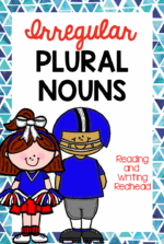 Make Irregular Plural Nouns Easy Peasy