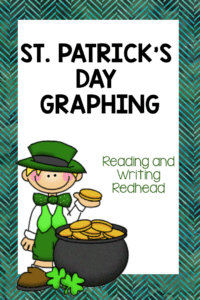 St. Patrick's Day Graphing #classroomfreebies