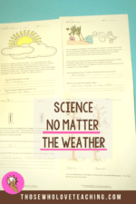 Science – No Matter The Weather
