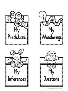Spring Reading Printables for free! #springtime #easterresources #teacherkarma #1stgrade #2ndgrade #3rdgrade #4thgrade #5thgrade