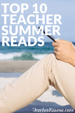 List of Top Teacher Summer Reads Before #BTS