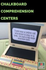 Easy Reading Comprehension Center