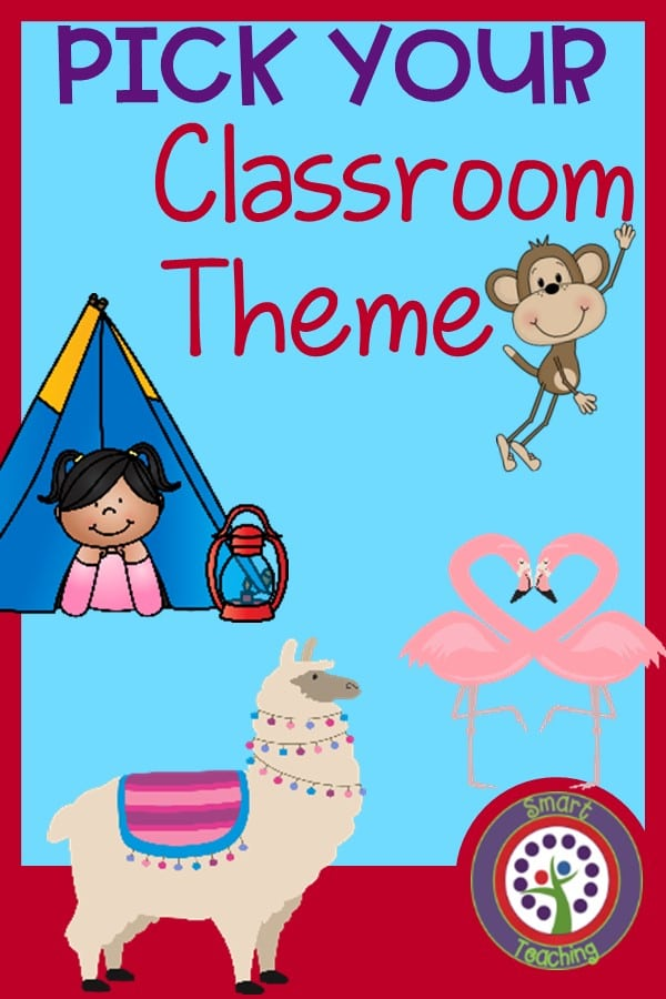 Classroom theme decorating kit