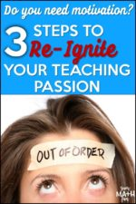 Re-Ignite Your Teaching Passion
