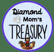 Diamond Mom's Treasury logo