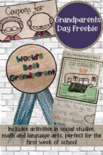 A Grandparent's Day No Strings Attached Freebie