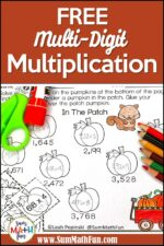 {Free} Multi-Digit Multiplication Worksheets