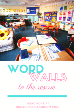 4 Different Ways to Set Up Word Walls